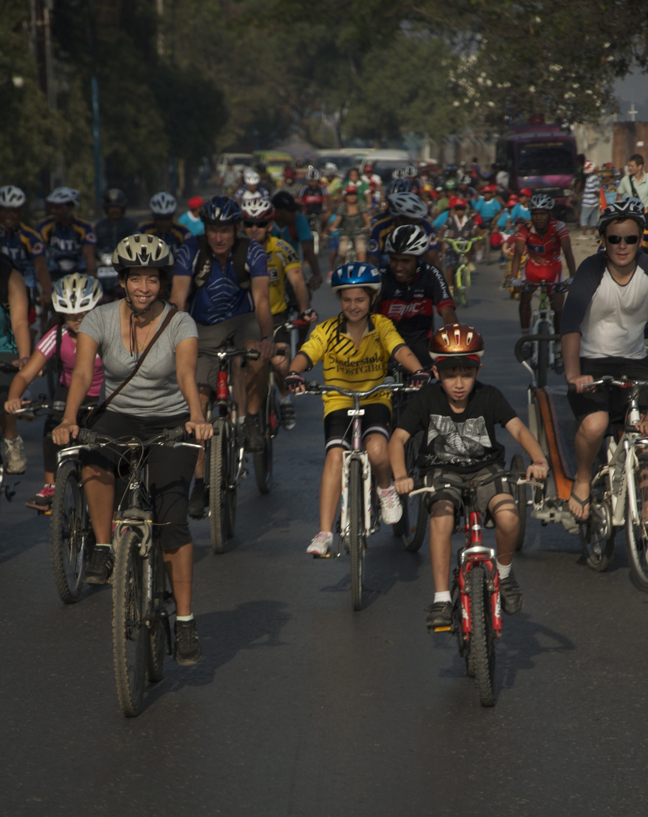 Tour de Timor 2012 - Ride for Peace