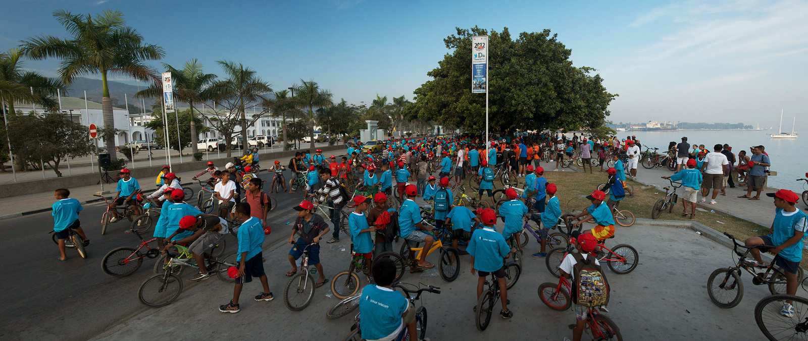 Tour de Timor 2012 - Ride for Peace Panorama